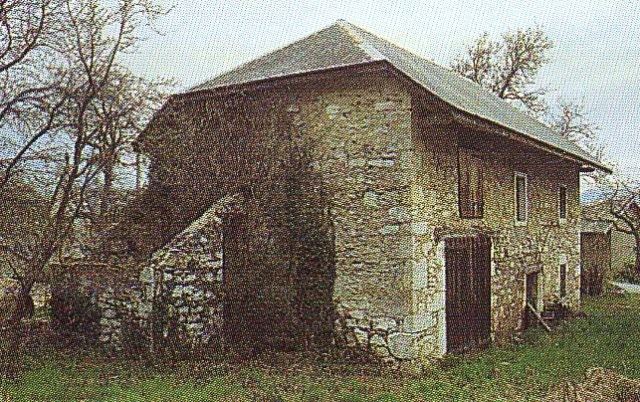la chapelle du mont du chat 7